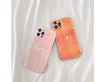 セリーヌ iphone12s/13ケース ブランド Xperia 1 III/10 IIIケース メンズ