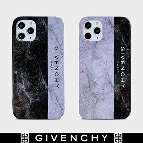 Givenchy/ジバンシィ iphone 13 pro/12 pro maxケース ブランド ジャケット型 IPhone13/12 miniカバー 大理石柄 男性愛用 上品 高品質 アイフォン11 pro/11 pro maxケース