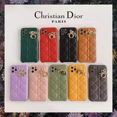 ハイブランド Dior/ディオール iPhone13/13pro maxケース 革製 9色 女性愛用 アイフォン13/12/11pro maxケース セラブ愛用 iphone11/11pro/11pro maxスマホケース 高級感