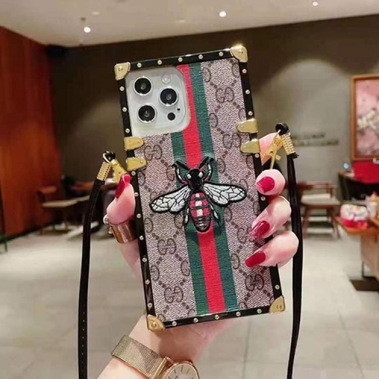 グッチ galaxy s21/s21+/s21 ultraケース ブランド ミッキー 刺繍 トランク型 Gucci iphone13/13pro maxスマホケース レディース愛用 iphone 12 mini/12 pro/12 pro maxケース 激安