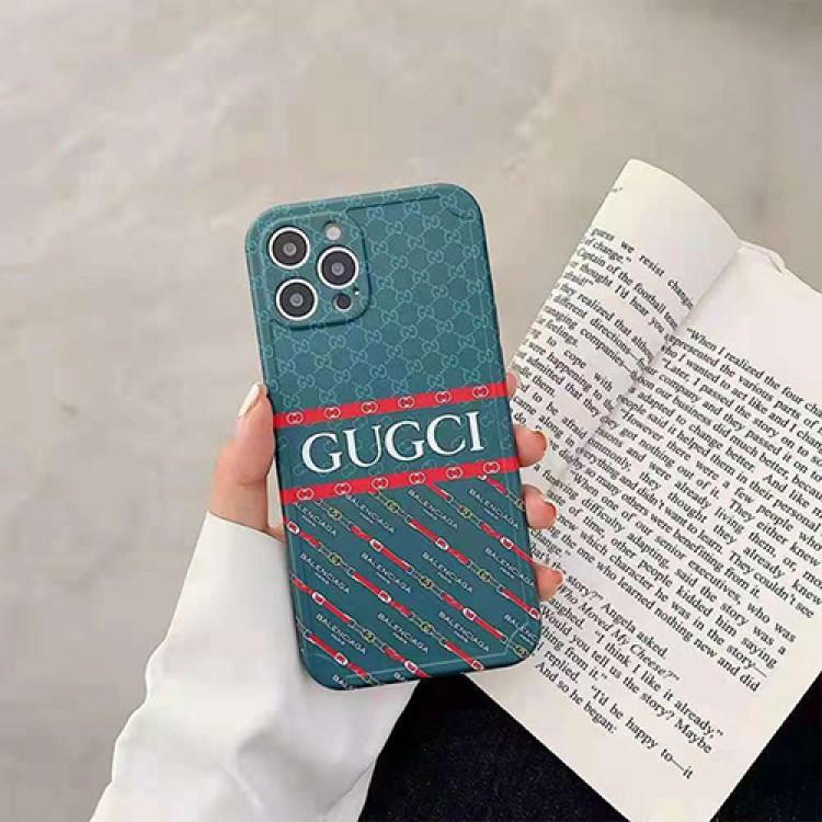 Gucci グッチ iphone13/13pro/13pro max携帯カバー バレンシアガ ブランド 花柄 アイフォン 12/13pro maxハードケース クラシックGG柄 男女兼用  IPhone 11/12pro maxペアケース  人気  個性