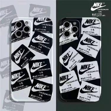 ナイキ ブランド iphone 12/12 pro/12 pro maxケース 男女兼用人気 iphone11/11pro maxケース ラベル個性 iphone x/xr/xs/xs maxケース韓国風