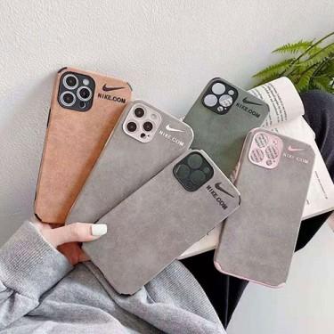 ナイキファッション セレブ個性潮 iphone12/12 pro max/12 mini/12 proケース ファッションiphone 11/x/8/7スマホケース ブランド LINEで簡単にご注文可レディース アイフォンiphone xs/11/8 plusケース おまけつき手帳型