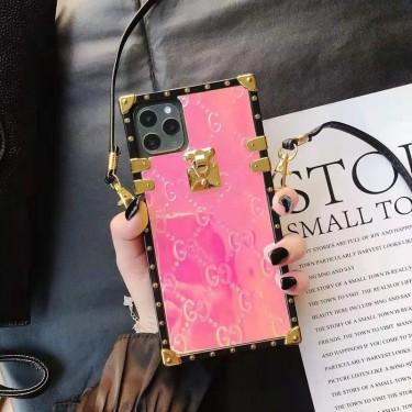 iphone12/12 pro/12 pro max/12 miniケース贅沢ブランドルイヴィトンiphone11/11pro/11pro max/se2ケース花柄iphone x/xs/xr/xs maxケースモノグラム  iphone7/8/plusケース ストラップ付き ファンション