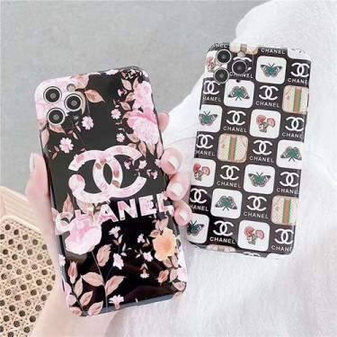 Chanel/シャネルハイブランドiphone 12ケース コピーiphone 7/8 /se2ほぼ全機種対応iphone 11/11 pro/11 pro maxケース 韓国風