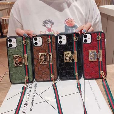 Gucci/グッチiphone 12 pro maxカバー メンズ レディースiphone 11/11 pro/11 pro max xs/8/7 plus/se2ケースカバーセレブ愛用全機種対応ハイブランドケース パロディ