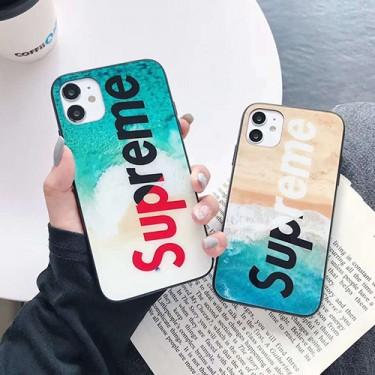 Supreme/シュプリームiphone 12/12 pro/12 pro maxほぼ全機種対応iphone7/8/se2ケース 韓国風激安 iphone 11 アイフォン 11 pro maxケースジャケットスマホケース コピー