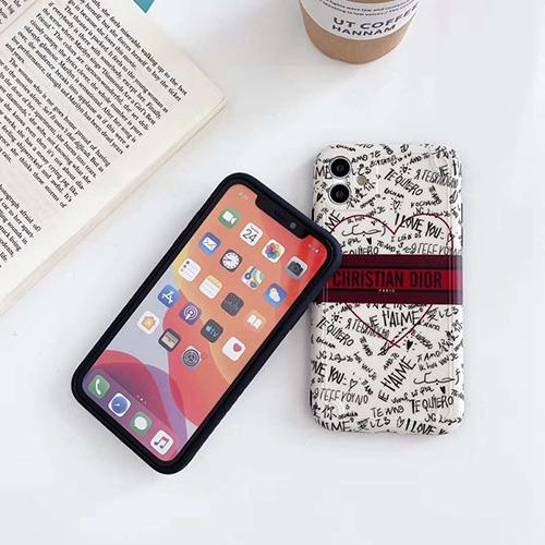 Dior ディオール ハイブランドiphone 12/12 pro/12 pro maxケース コピーiphone 7/8/se2ケース 韓国風セレブ愛用全機種対応ハイブランドケース パロディ