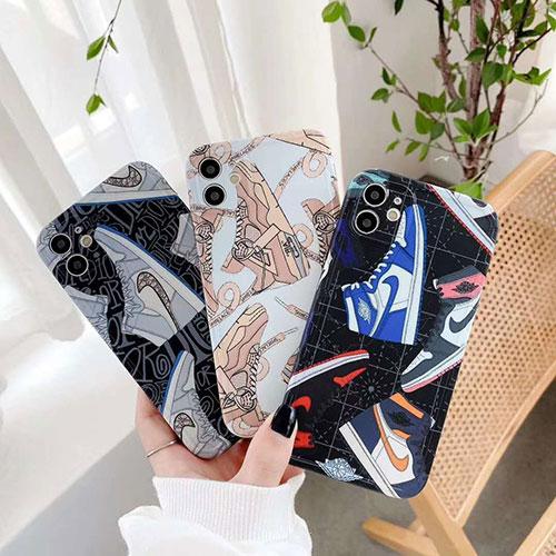 Nike/ナイキ女性向け iphone 12 mini/12 pro/12 max/12 pro maxケースジャケット型 2020 iphone12ケース 高級 人気アイフォン12カバー レディース バッグ型 ブランド iphone xr/xs maxケース iphone x/8/7 plusケース大人気