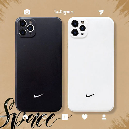 Nike/ナイキ女性向け iphone 12 mini/12 pro/12 max/12 pro maxケースシンプル iphone xr/xs maxケース ジャケットジャケット型 2020 iphone12ケース 高級 人気モノグラム iphone11/11pro maxケース ブランド