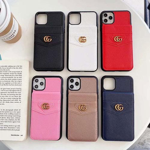 Gucci/グッチiphone 12/12 pro/12 pro maxペアお揃い アイフォン11ケース iphone xs/x/8/7ケース ビジネス ストラップ付きアイフォン12カバー レディース バッグ型 ブランド