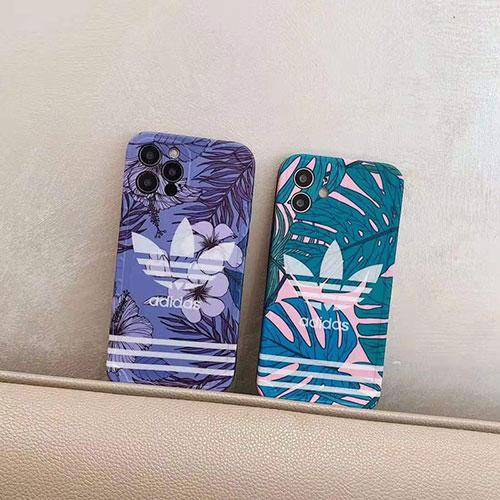 アディダスブランド iphone12/12pro max/12 mini/12 pro ケース かわいいシンプル iphone 7/8/se2ケース ジャケットiphone xr/xs max/11proケースブランド
