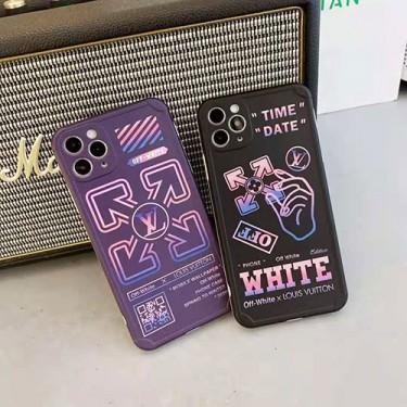 ルイ·ヴィトンハイブランドiphone 12/12 pro/12 mini/12 pro maxケース コピー激安iphone 11/11 pro/11 pro maxケースオフ-ホワイト iphone 7/8/se2セレブ愛用全機種対応ハイブランドケース パロディ