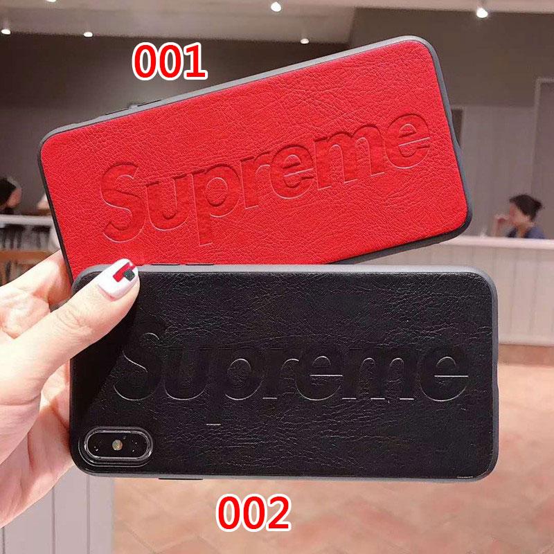 シュプリームファッション セレブ愛用 iphone12/12 pro max/12 mini/12 proケース