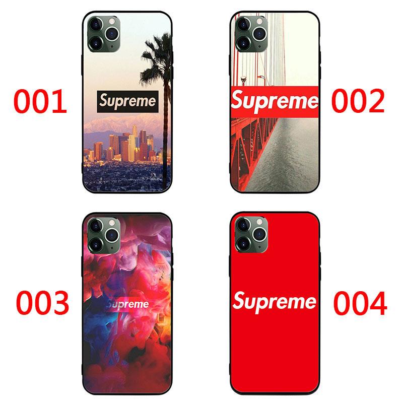 シュプリームiphone 12/12 mini/12 pro/12 pro maxブランドGalaxy S20/S20+ケース